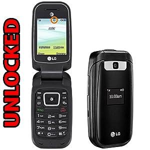 LG B470 Flip Phone Unlocked GSM 3G Camera 1.3 Bluetooth Desbloqueado (NOT CDMA Carriers like Verizon Sprint Boost Mobile Virgin)
