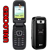 LG B470 Flip Phone Unlocked 3G Camera 1.3 Bluetooth...