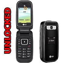 LG B470 Flip Phone Unlocked GSM 3G AT&T Unlocked (NOT CDMA Carriers like Verizon Sprint Boost Mobile Virgin)