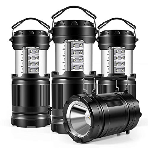 Starlight 700 - Water Resistant - Shock Proof - Long Lasting Up to 6 Days Straight - 700 Lumens Ultra Bright LED Lantern - Perfect Lantern for Hiking, Camping, Emergencies, Hurricanes, Outages