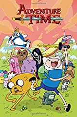 The all-ages smash hit of the year is back with more algebraic adventures in the Land of Ooo!The all-ages hit of the year is back with a new volume collecting even more algebraic adventures! What happens when Finn the human and Jake the dog g...