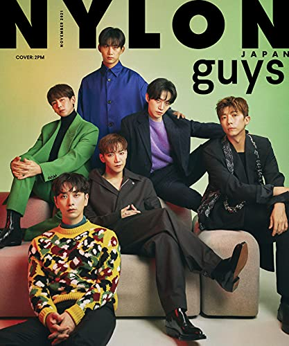 NYLON JAPAN 増刊 最新号 追加画像