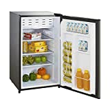 Impecca Classic Compact Refrigerator and Freezer, Single Door...