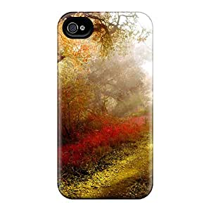 Iphone 6 Cases Covers Skin : Premium High Quality Autumn Torch Cases