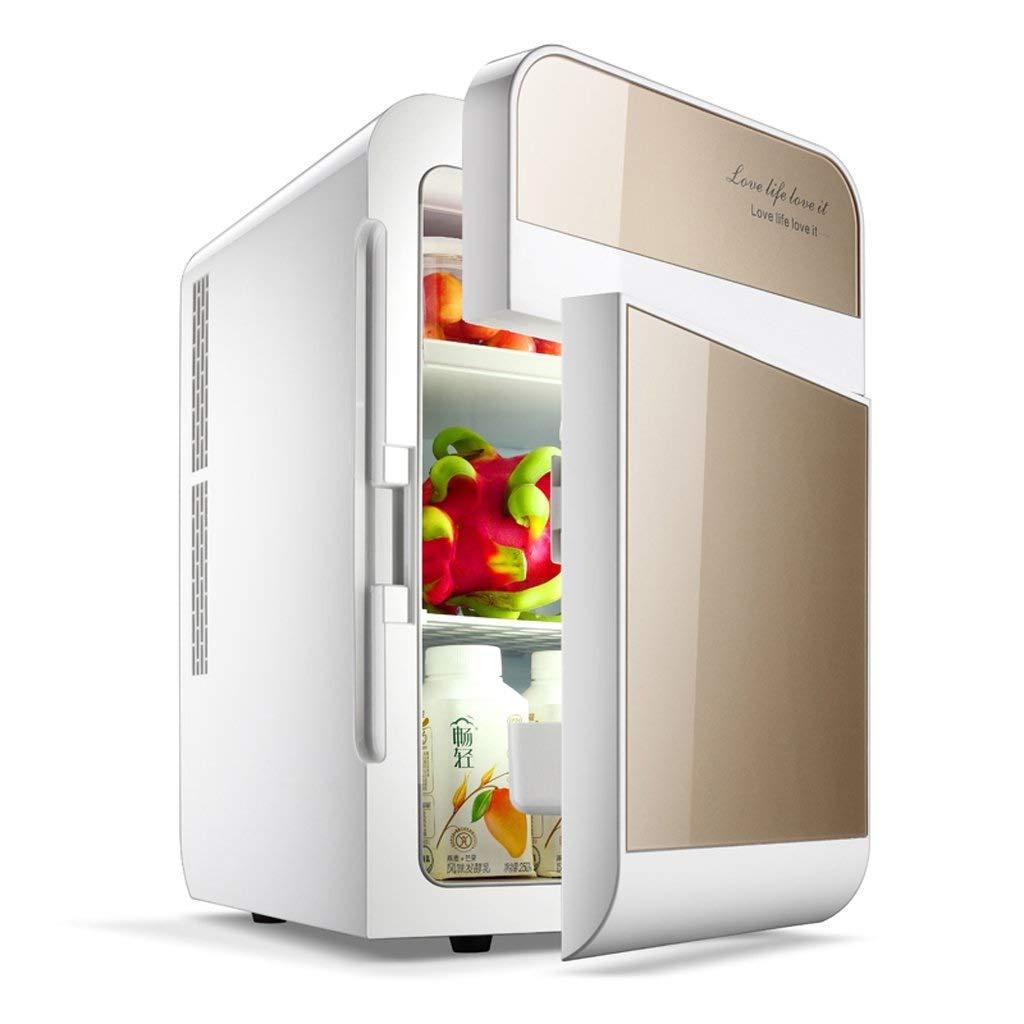 GUOF Mini refrigerador de Auto Mini refrigerador, Enfriador y ...