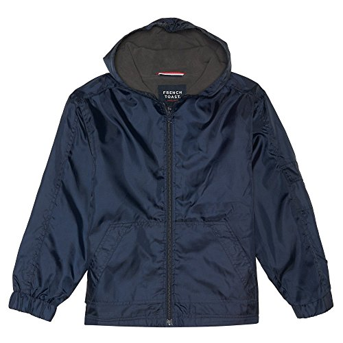 ittle Transitional Jacket, Navy, S (6/7) ()