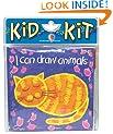 I Can Draw Animals Kid Kit [With Chalk] (Kid Kits)
