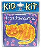 I Can Draw Animals Kid Kit, Ray Gibson, 1601300182