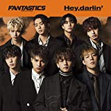 【Amazon.co.jp限定】Hey,darlin'(CD+DVD)(メガジャケ付)
