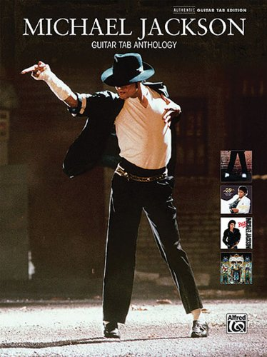Michael Jackson - Guitar Tab Anthology
