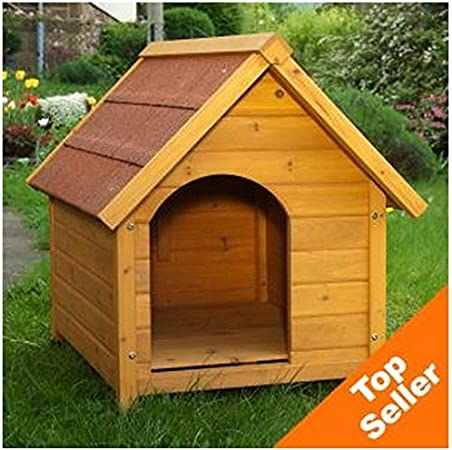 eCommerce Excellence Wooden Dog Kennel