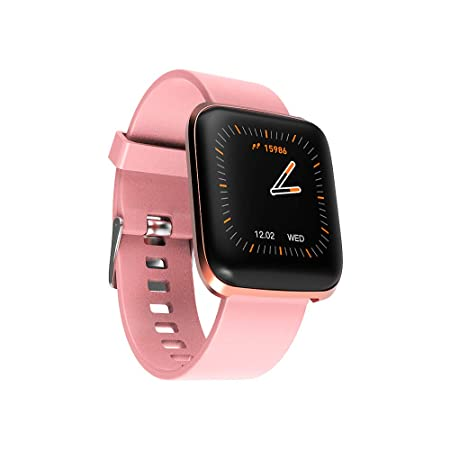 Smart Watch, Sports Fitness Tracker con Monitor De Ritmo ...