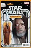 Star Wars #3 John Tyler Christopher Obi-Wan Kenobi Action Figure Variant Comic