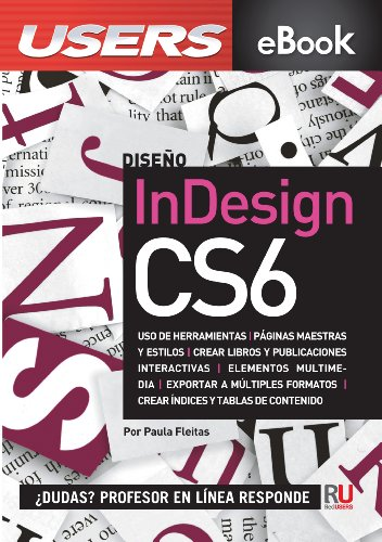 InDesign CS6 (Spanish Edition)