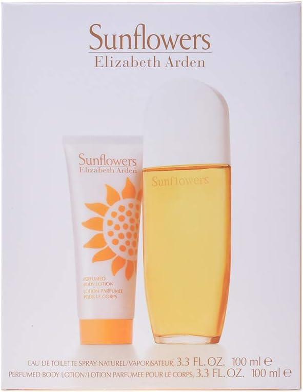 Sunflowers Estuche: Amazon.es: Belleza