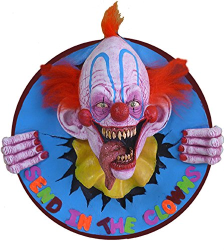 Halloween FX Send in The Clowns
