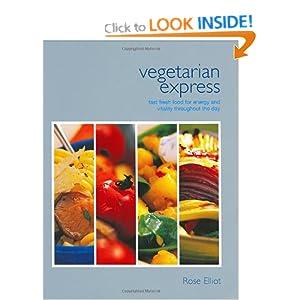 Vegetarian Express Rose Elliot