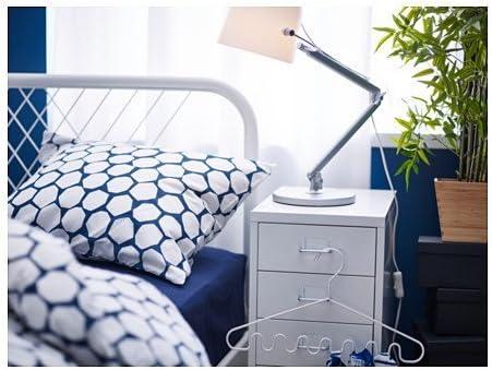 Helmer Cassettiera Con Rotelle.Ikea Helmer Cassettiera Holz Bianco 11x27 1 8 Amazon It Casa E Cucina