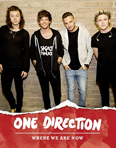 one direction book - 3