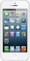 Apple iPhone 5, GSM Unlocked, 16GB - White (Renewed)