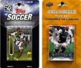 MLS Portland Timbers 2 Different Licensed Trading Card Team Sets