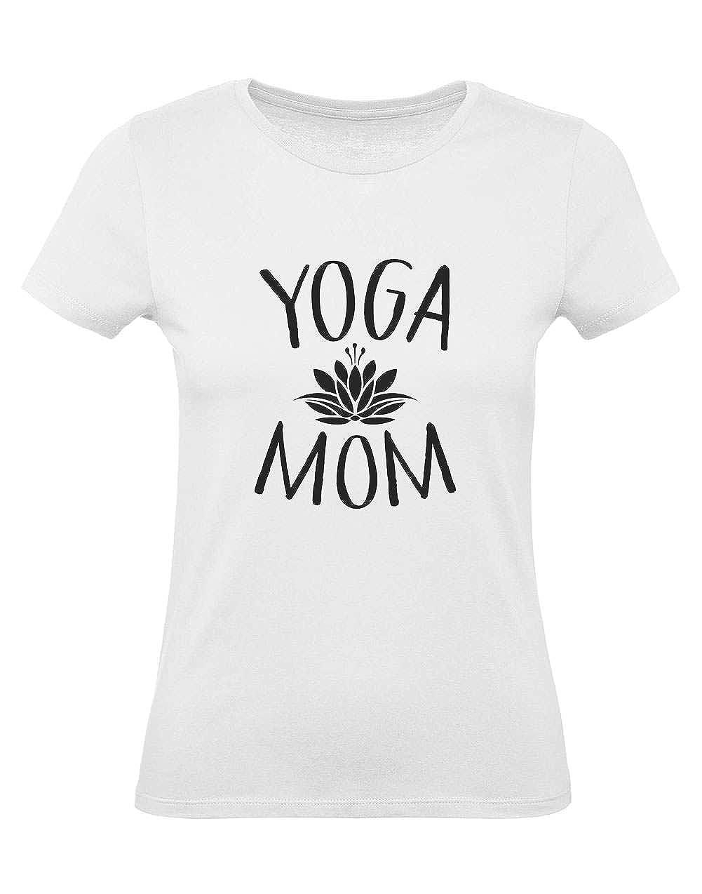 Green Turtle Camiseta para Mujer - Yoga Mom - Idea Regalo ...