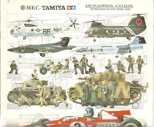 (MRC-Tamiya: Encyclopedia Catalog of Precision Plastic Model Kits)