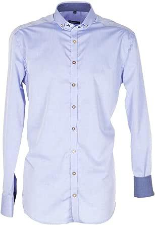 Camisa para hombre Orbis 420000-3687/41, color azul claro ...