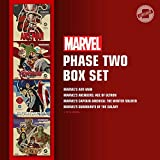 Marvel's Phase Two Box Set: Phase Two: Marvel's Ant-Man; Phase Two: Marvel's Avengers: Age of Ultron; Phase Two: Marvel's Captain America: The Winter ... Phase Two: Marvel's Guardians of the Galaxy