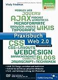 Praxisbuch Web 2.0, m. DVD-ROM
