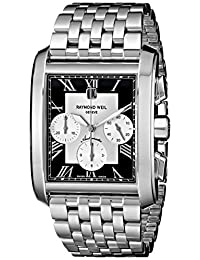 Raymond Weil Men's 4878-ST-00268 Don Giovanni Stainless Steel Chronograph Watch