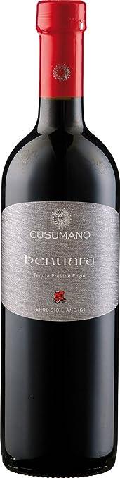 3 opinioni per Cusumano- Vino Benuara- 2015- 1 Bottiglia da 750 ml