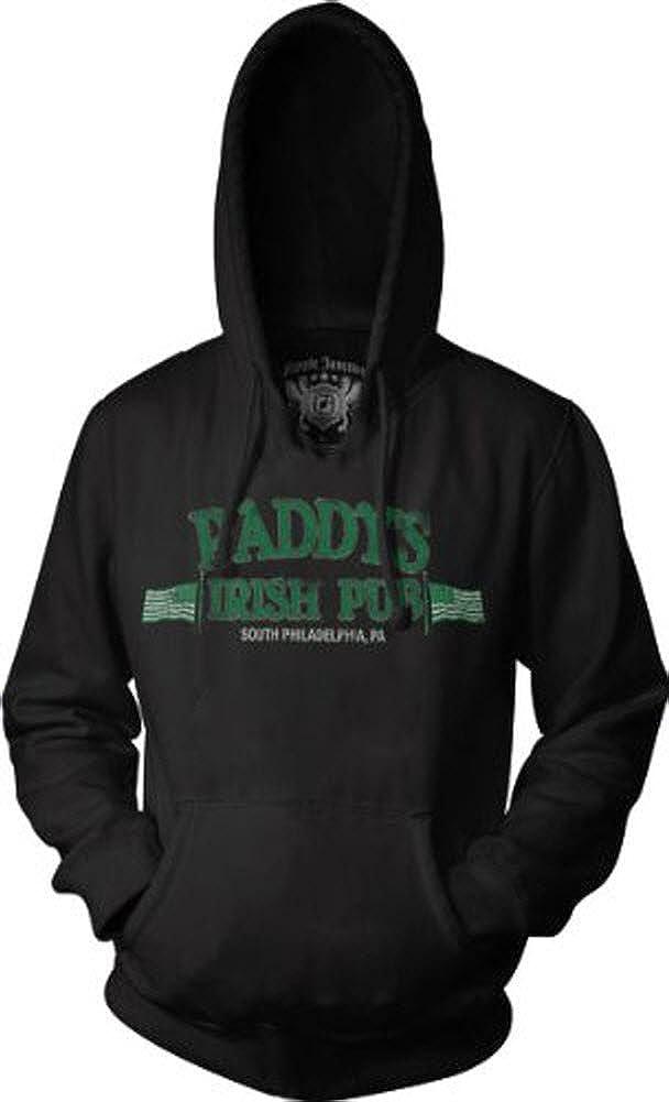 It's Always Sunny in Philadelphia Paddy's Irish Pub Black Hoodie Sweatshirt