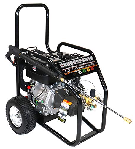 Erie-Tools-Cold-Water-High-Pressure-Power-Washer-45-GPM-3600-PSI-13-HP-Gasoline-Engine-with-Gun-Wand-Hose-and-Nozzles