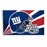 Fremont Die NFL New York Giants 3-by-5 Foot Helmet Flag