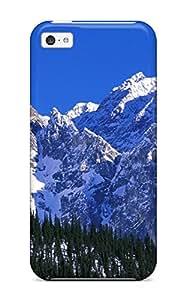 David R. Spalding's Shop Tpu Shockproof Scratcheproof Brooks Mountain Range Alaska Hard Case Cover For Iphone 5c
