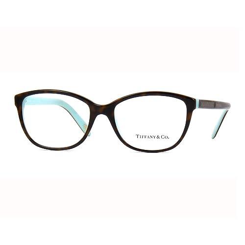 Tiffany Tf2155 8134 Cal.54 Occhiale Da Vista Havana Eyeglasses Sehbrille Donna i0hlDWwBks