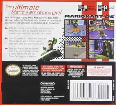 dc3db889c Amazon.com: Mario Kart DS: Artist Not Provided: Video Games