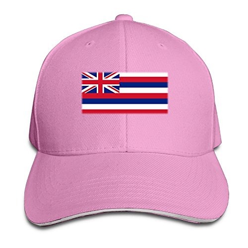 Logiete Awesome The Flag Of Hawaii Snapback Hat