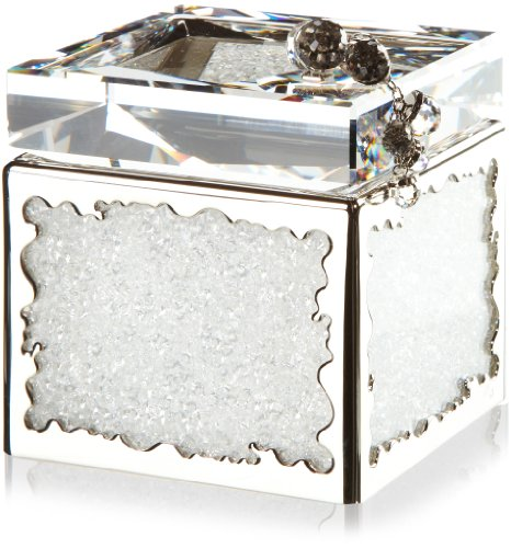 Swarovski Treasure Box - Swarovski Crystalline Treasure Box