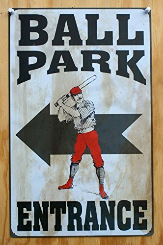Park Entrance (Sport Signs (Ball Park Entrance))