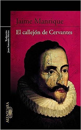 Book El callejón de Cervantes (Spanish Edition)
