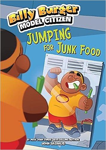 Ebook-lataukset ipadille Jumping for Junk Food (Billy Burger, Model Citizen) PDF DJVU