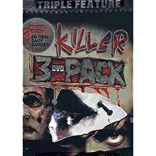 Killer Triple Feature (Ed Gein / Gacy / Dahmer)