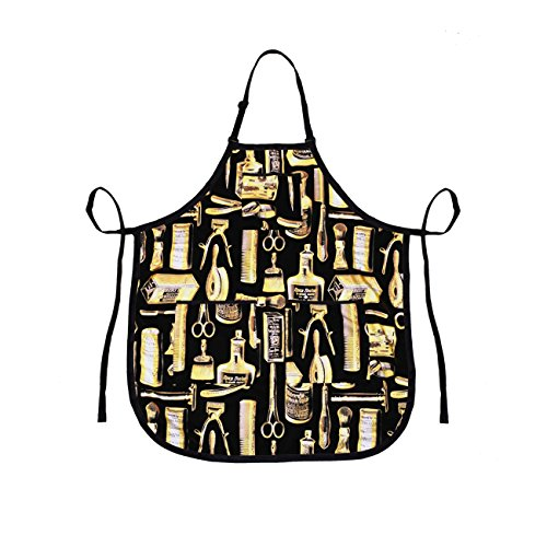 Betty Dain Vintage Barber Apron product image