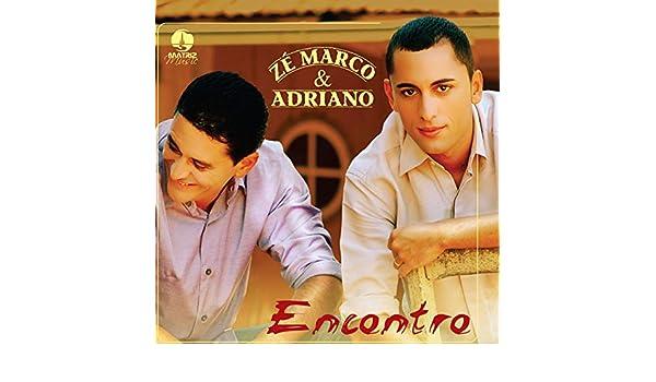 BAIXAR CD ENCONTRO PLAYBACK E ZE MARCO ADRIANO