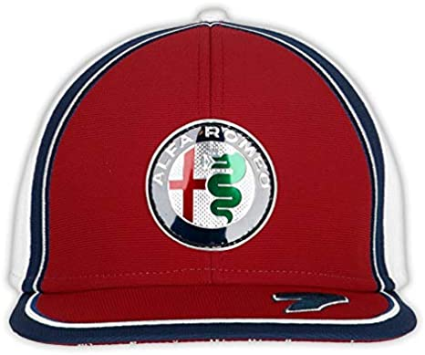 Master Lap Gorra Alfa Romeo Racing Kimi Raikkonen: Amazon.es ...