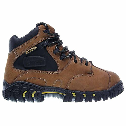 Image of Michelin Men's Steel Toe Metatarsal Guard Hitop Boots