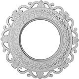 Ekena Millwork CM13OR 13 1/4-Inch OD x 6 5/8-Inch ID x 1 1/8-Inch Orrington Ceiling Medallion