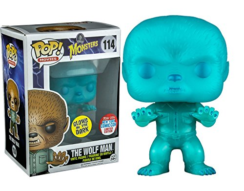 Exclusive Funko Universal Monsters Wolfman product image